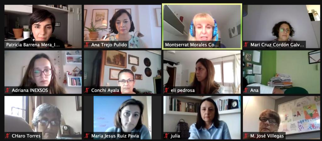 #EnClaveFeminista - Proyecto de Fem UP (Universidades Populares) sobre feminismo y agenda feminista. Encuentro jueves violeta
