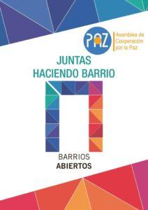 Barrios abiertos, participación ciudadana y transformación social, Mérida, Extremadura